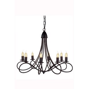 Inexpensive Diaz 8-Light Chandelier By Darby Home Co