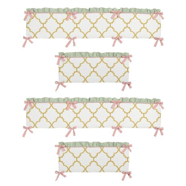 Ava Crib Bumper by Sweet Jojo Designs
