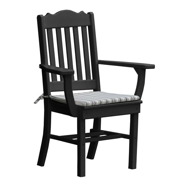 Oxford Patio Dining Chair by Radionic Hi Tech