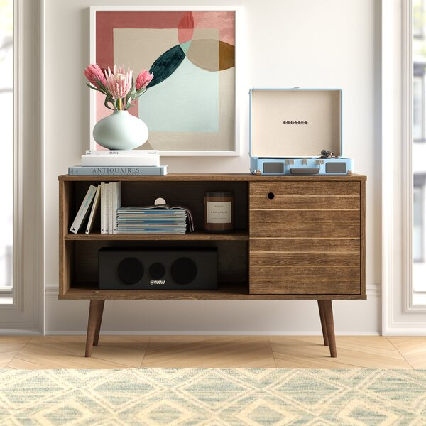 Check Prices Hayward TV Stand for TVs up to 49 by Foundstone