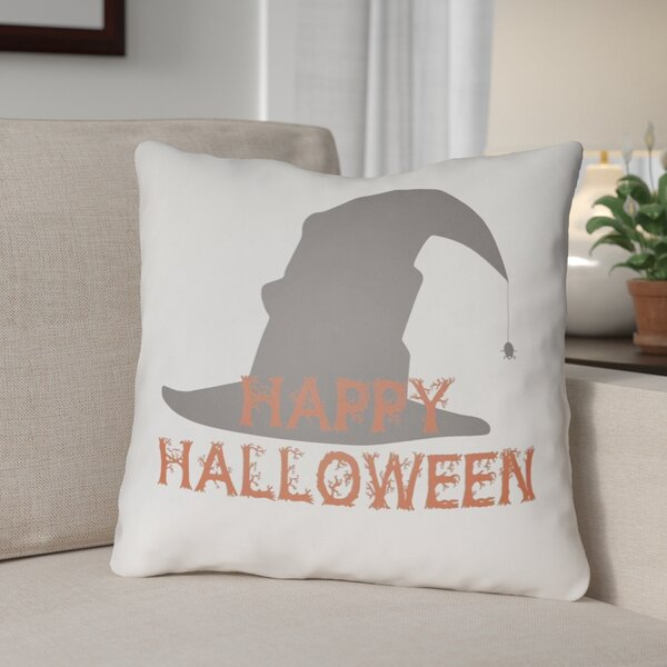 Omicron Indoor/Outdoor Throw Pillow by The Holiday Aisle