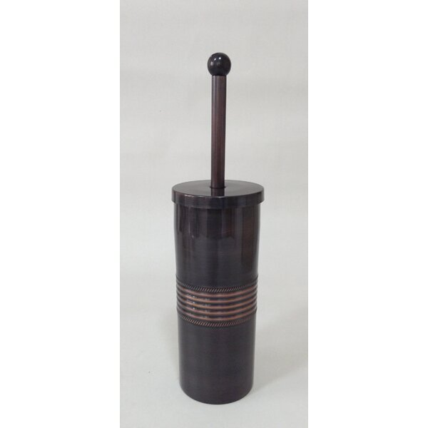 Toilet Brush and Holder by Fashion Home