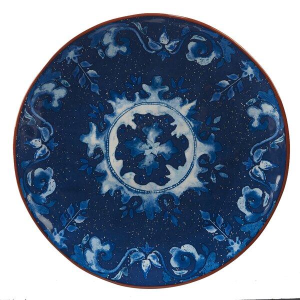 Yasmine Round Platter by Mistana