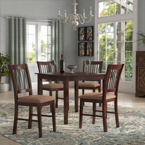 Amazing Cobleskill 5 Piece Dining Set By Alcott Hill Today Sale Only