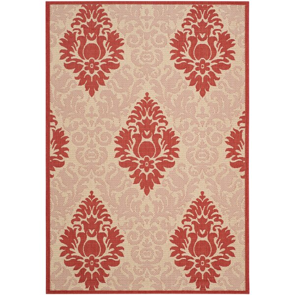 Short Simple Outdoor Rug by Winston Porter