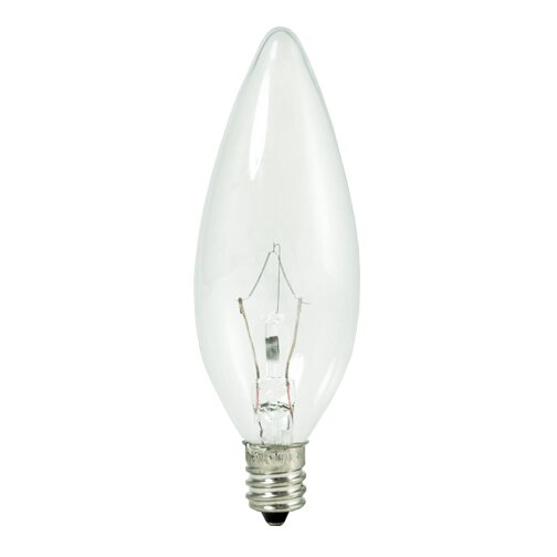 (3000K) Light Bulb (Pack of 10) (Set of 2) by Bulbrite Industries