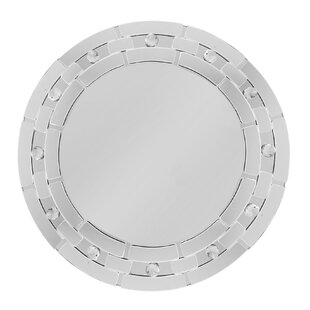 13\  Mosaic Mirror Charger Plate (Set of 2)  sc 1 st  Wayfair & Square Mirror Charger Plates | Wayfair