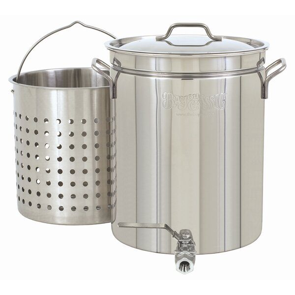 40-qt. Multi-Pot with Faucet by Bayou Classic