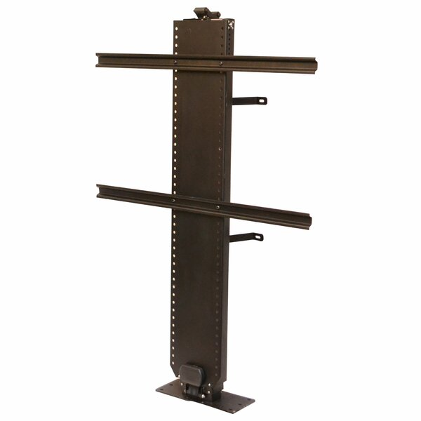 Whisper Lift PRO XL Fixed Floor Stand Mount for 85 LED by Touchstone