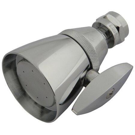 Made to Match Standard/Full Adjustable Shower Head by Kingston Brass Kingston Brass