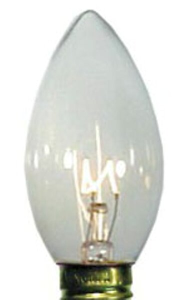 7W Light Bulb (Set of 50) by Queens of Christmas
