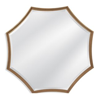 Bungalow Rose Millbury Wall Accent Mirror