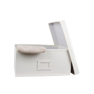 Best Reviews Foldable Fabric Box ByIn This Space