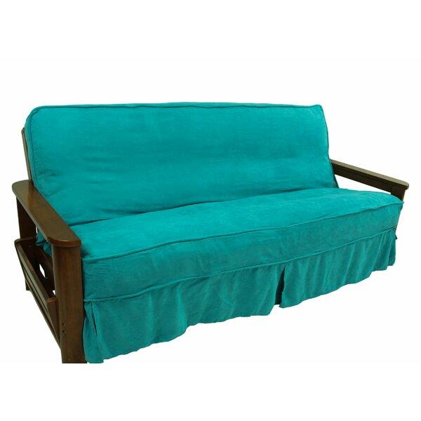 Box Cushion Futon Slipcover By Winston Porter