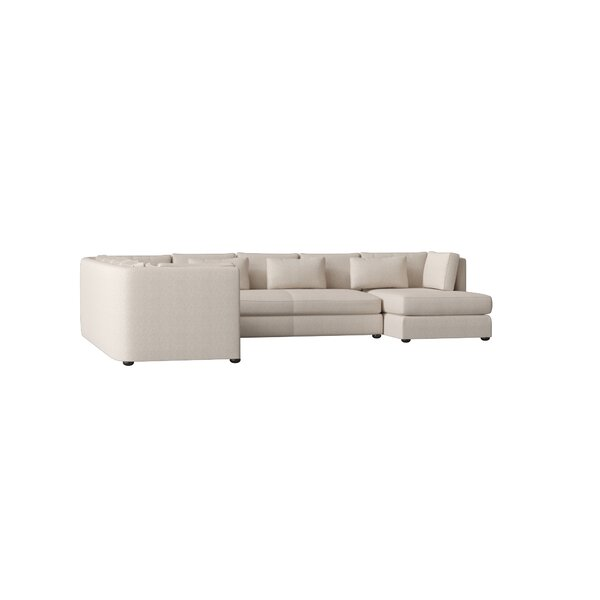Monroe Sectional by Wayfair Custom Upholstery™