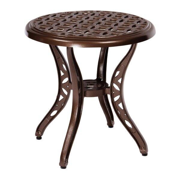 Casa Side Table by Woodard