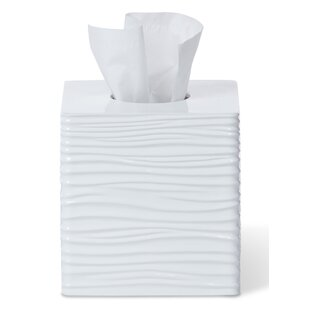 By the Sea Tissue Box Cover ByRoselli Trading Company