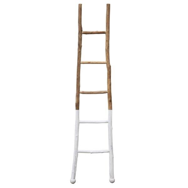 Wood 6 ft Decorative Ladder by Laurel Foundry Modern Farmhouse