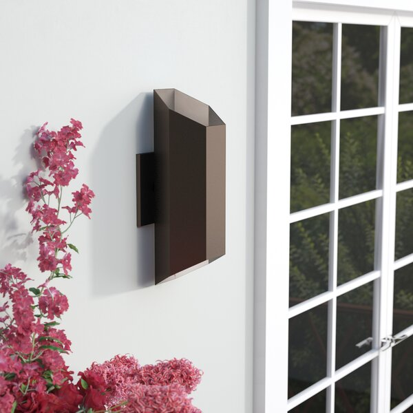 2 Light Outdoor Sconce by Kichler