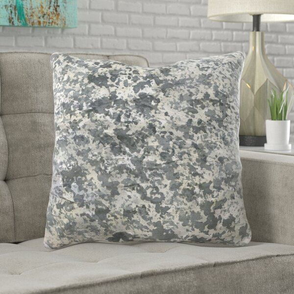 Lilburn Texture Throw Pillow