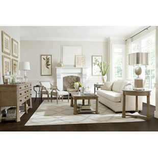 Wethersfield Estate 4 Piece Coffee Table Set Stanley Furniture