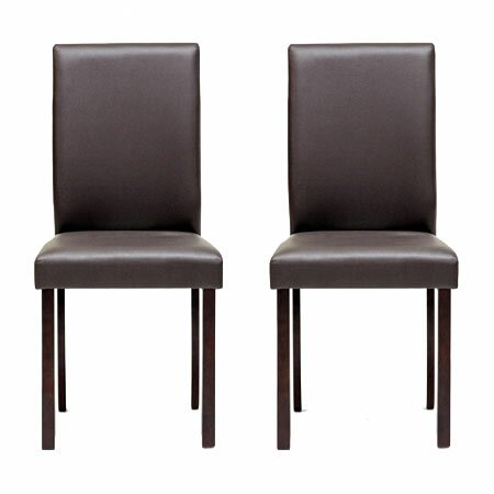 Baxton Studio Susan Parsons Chair (Set Of 2) By Wholesale Interiors Coupon
