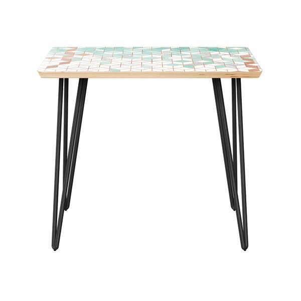 Locke End Table By Bungalow Rose