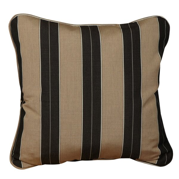 Basswood Outdoor Sunbrella Throw Pillow (Set of 2) by Darby Home Co