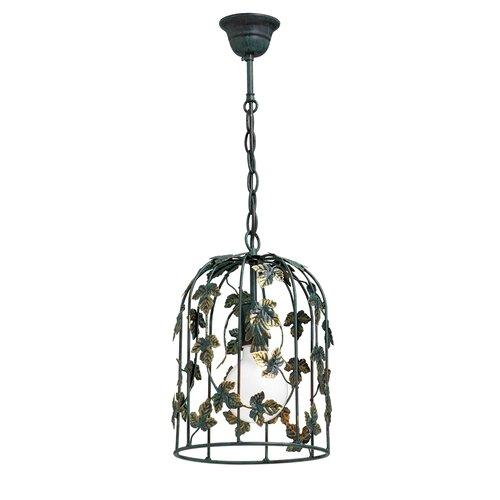 Horner 1-Light Lantern Pendant Brambly Cottage