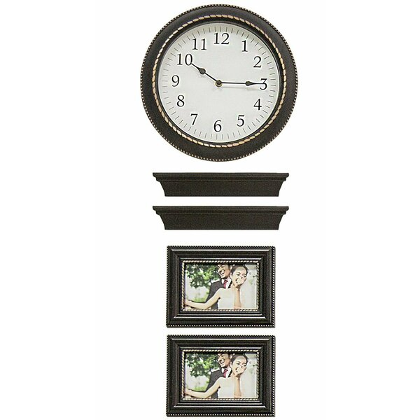5 Piece Eckhardt Picture Frame Set by Alcott Hill