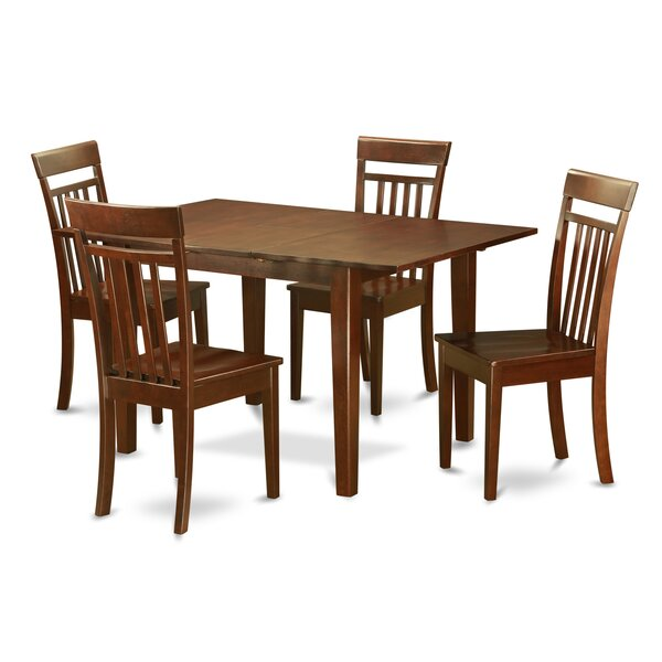 Best  Picasso 5 Piece Extendable Dining Set By Wooden Importers Comparison