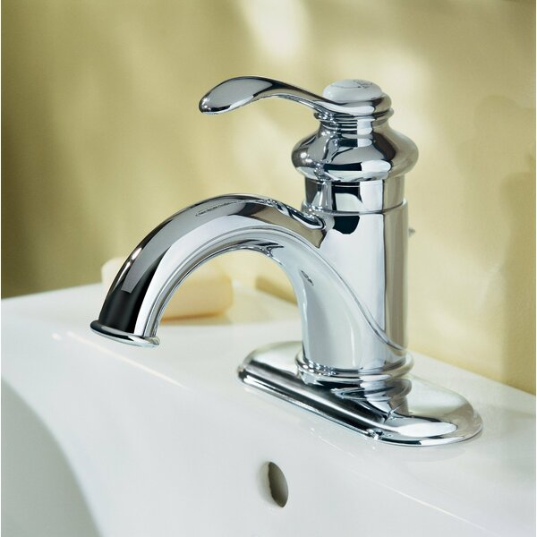 Fairfax Single Hole Bathroom Faucet with Drain Ass