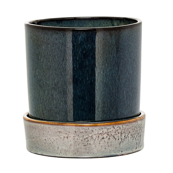 Crepeau Ceramic Pot Planter by George Oliver