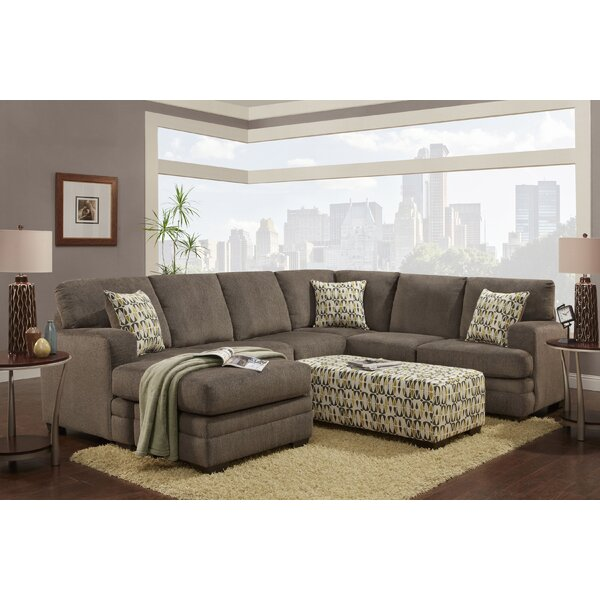 Artie Left Hand Facing Sectional By Ivy Bronx