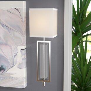 Order Tandra 1-Light Flush Mount By Orren Ellis