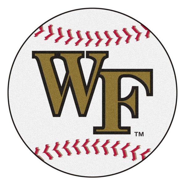NCAA Wake Forest University Baseball Mat by FANMATS