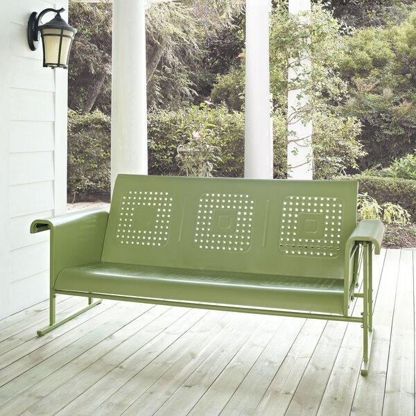 Grenshaw Patio Sofa by Latitude Run Latitude Run