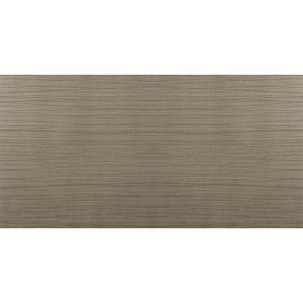 Thread 12 x 24 Porcelain Field Tile in Olive by Emser Tile