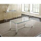 Farmingdale 3 Piece Coffee Table Set by Wade Logan®