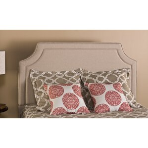 Levy Upholstered Panel Headboard by Darby Home Co