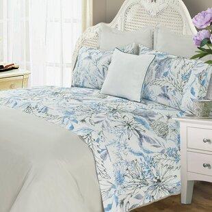 Zyron Wild Flower 400 Thread Count 100% Cotton Sheet Set ByRed Barrel Studio
