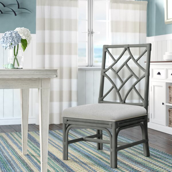 Ropesville Upholstered Dining Chair by Highland Dunes