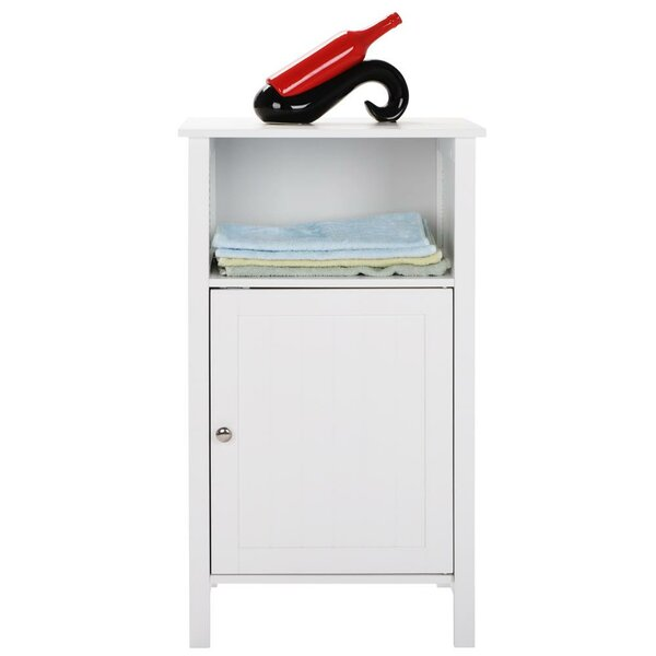 Redford 18'' W x 32'' H x 12'' D Free-Standing Bathroom Cabinet
