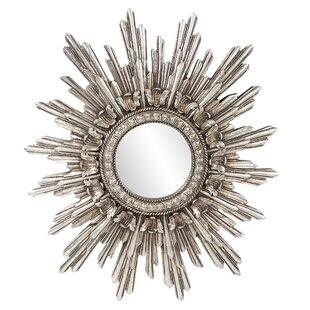 Astoria Grand Heffington Starburst Accent Mirror