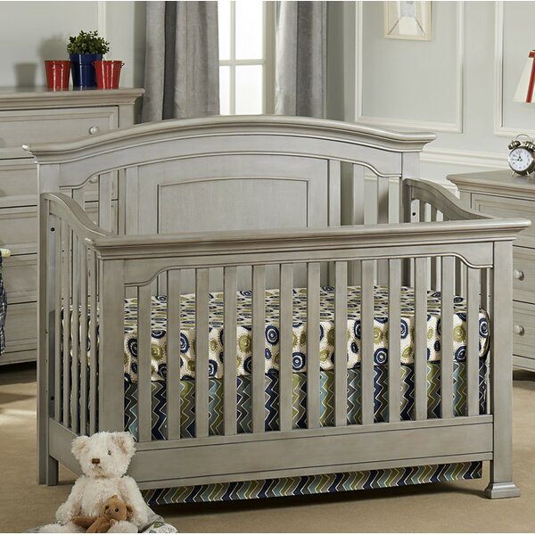 Medford 4-in-1 Convertible Crib by Centennial