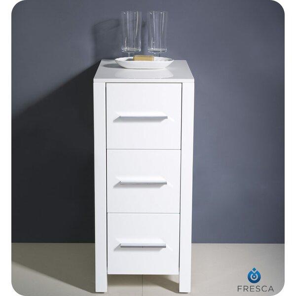 Torino 12 W x 28.13 H Cabinet by Fresca