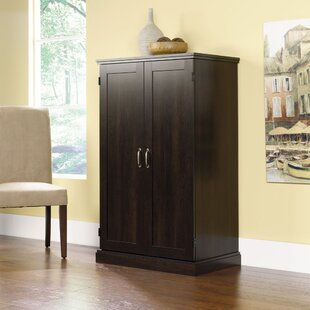 Abigail Armoire Desk By Three Posts