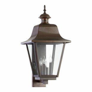 Irina 4-Light Outdoor Sconce By Alcott Hill Outdoor Lighting