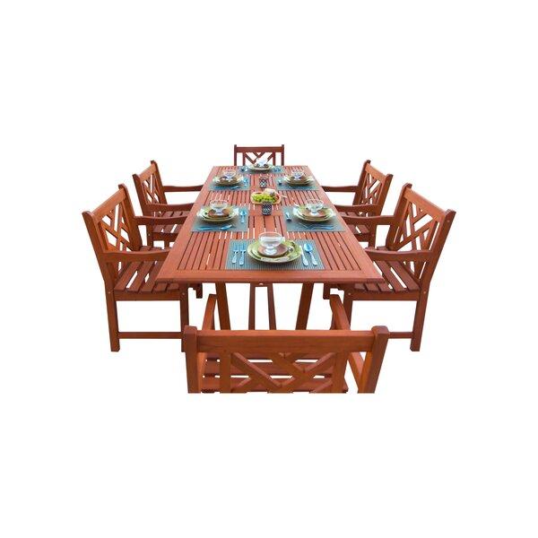 Leonie 7 Piece Dining Set