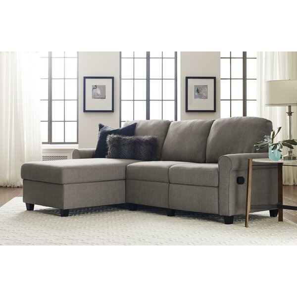 Copenhagen Reclining Sectional by Serta at Home Serta at Home